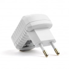 Блок питания 5В/1А разъём USB A (F), белый
