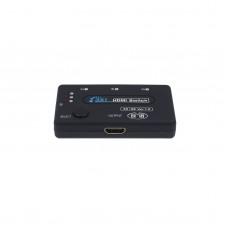HDMI переключатель 3x1 с пультом ДУ HDMI-301