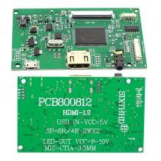 Контроллер дисплея HDMI PCB800812