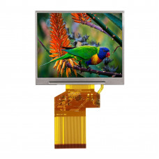 """Дисплей 3,5"""" LQ035NC111 с контроллером KYV-N2 V4"""