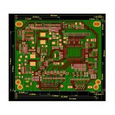 Контроллер дисплея DVI/VGA GWM58 V2 (GK12C)