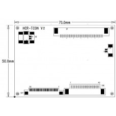 T-con контроллер HCR-TCON V2