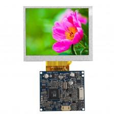 "Дисплей 4"" MEX040HS-54D с контроллером JD40M05"