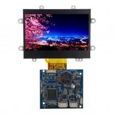 """Дисплей 4,3"""" SAT043HS040D с контроллером JD43TDPR"""