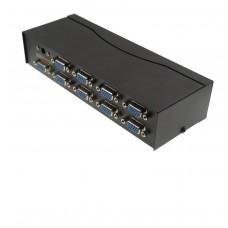 VGA сплиттер (разветвитель) 1x8 VGAS8P