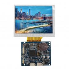 """Дисплей 4"""" KD040G1-54NC с контроллером JD40TDPR"""