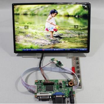 "Дисплей 10,1"" B101UAN02.1 с контроллером M.RT2261.5B"