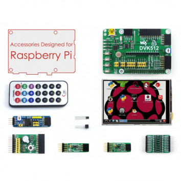 Комплект аксессуаров Raspberry Pi Pack A