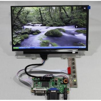 """Дисплей 10,1"""" B101AW06 V1 HW0A с контроллером M.RT2261.5B"""