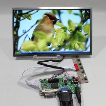 """Дисплей 10,1"""" B101AW03 V0 с контроллером M.RT2261.5B"""