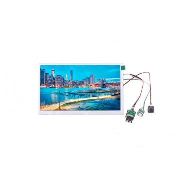 """Дисплей 7,0"""" с контроллером K070W06KI-128-1B-U"""