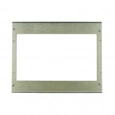 """Открытый корпус для 12"""" LCD стальной"""